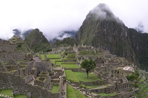 Machu Picchu, just to prove I've already been there