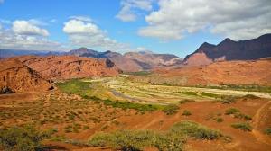Cafeyete valley, Argentina