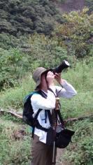 Sandra onze fotograaf