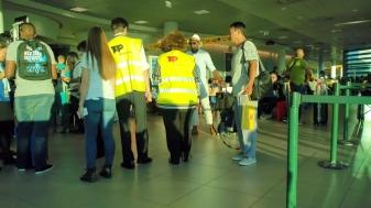 airport delay
