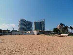 Maputo-beach-view